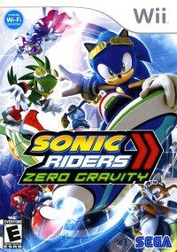Обложка Sonic Riders: Zero Gravity