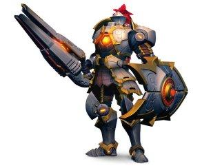 Hi-Rez анонсировала командный шутер Paladins для PC, PS4 и Xbox One