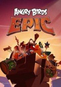 Обложка Angry Birds Epic