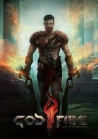 Обложка Godfire: Rise of Prometheus