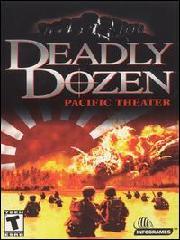 Обложка Deadly Dozen: Pacific Theatre