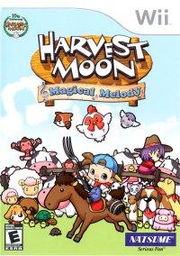 Обложка Harvest Moon: Magical Melody