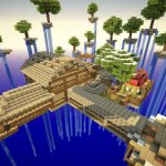 Скриншот SkyBlock 2 - Mini Survival Game in Block Sky Water Lands – Изображение 4