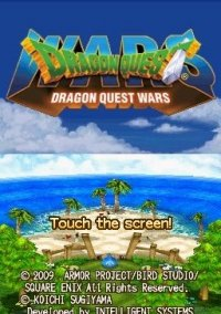 Обложка Dragon Quest: Wars