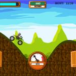 Скриншот Hill Climb Free – Изображение 2