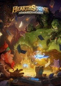 Обложка Hearthstone: Heroes of Warcraft
