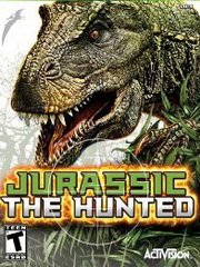 Обложка Jurassic: The Hunted