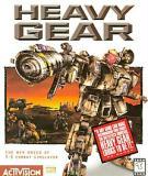 Обложка Heavy Gear