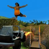 Скриншот Beach King Stunt Racer