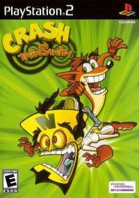 Обложка Crash Twinsanity