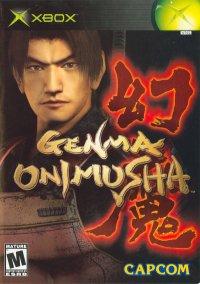 Genma Onimusha – фото обложки игры