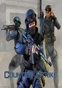 Обложка Counter-Strike