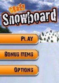 Обложка Crazy Snowboard