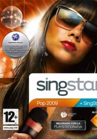 Обложка SingStar Pop Edition