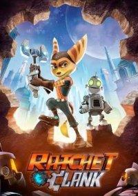 Обложка Ratchet & Clank (2016)