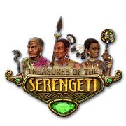 Обложка Treasures of the Serengeti