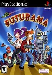 Обложка Futurama