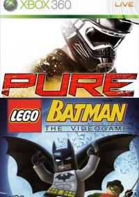 Обложка LEGO Batman/Pure