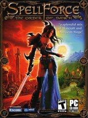 Обложка SpellForce: The Order of Dawn