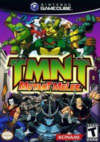 Обложка TMNT Mutant Melee