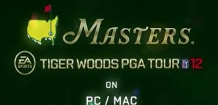 Tiger Woods PGA Tour 12: The Masters. Видео #1