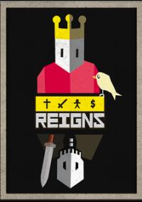 Обложка Reigns