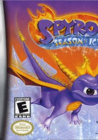Обложка Spyro: Season of Ice