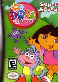 Обложка Dora the Explorer: Super Star Adventures