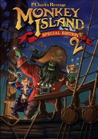 Обложка Monkey Island 2 Special Edition: LeChuck's Revenge