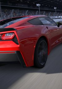 Обложка Gran Turismo 5: Corvette Stingray DLC