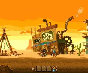 Платформер SteamWorld Dig переведут на PS4 и Vita