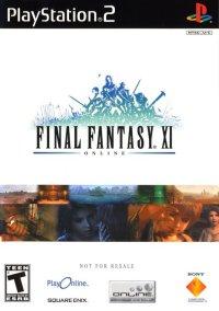 Обложка Final Fantasy XI Online