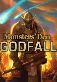 Обложка Monsters' Den: Godfall