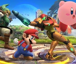 Super Smash Bros. на Wii U приспособят для восьмерых игроков