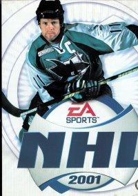 Обложка NHL 2001