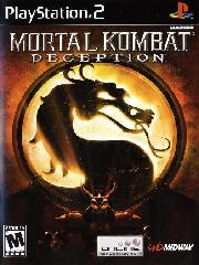 Обложка Mortal Kombat Deception