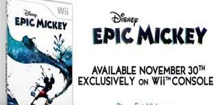 Epic Mickey. Видео #3