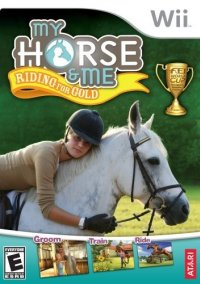 My Horse & Me: Riding for Gold – фото обложки игры