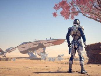 20 изумительных скриншотов Mass Effect: Andromeda