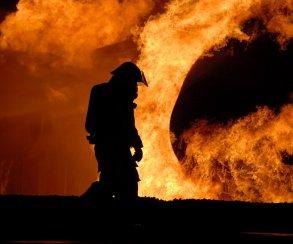 В Техасе видеоигры помогают обучать борьбе с пожаром