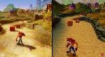 Эксперты Digital Foundry сравнили графику Crash Bandicoot наPS4 иPS1. - Изображение 6