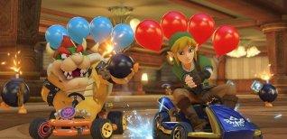 Mario Kart 8 Deluxe. Обзор особенностей #2