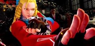 Street Fighter V. Представление персонажа Karin Kanzuki