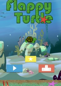 Flappy Turtle - The origins – фото обложки игры