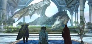 Dragon's Dogma Online. Японский геймплейный трейлер