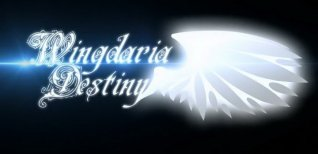 Wingdaria Destiny. Тизер - трейлер
