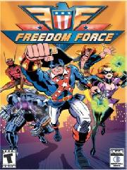 Обложка Freedom Force