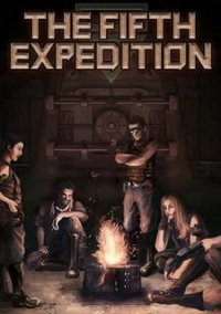 Обложка The Fifth Expedition
