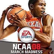 Обложка NCAA March Madness 08