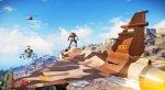 Оперативник пролетает над полем сирени на кадрах Just Cause 3 - Изображение 8
